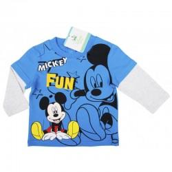 Bluza maneca lunga Mickey Mouse