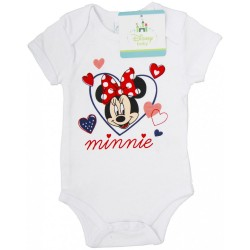 Body alb Minnie Mouse
