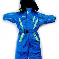 Costum de ski Geographical Norway albastru
