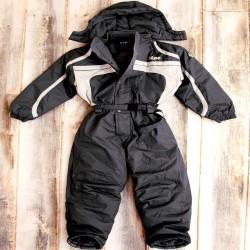 Costum Ski Inkastyl negru