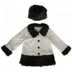 Jacheta fetite Savannah cu caciula