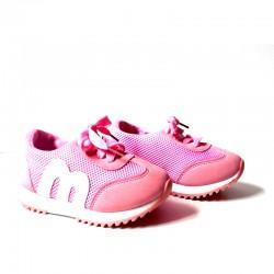 Pantofi sport fete roz