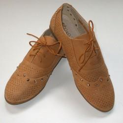 Pantofi dama G2G bej P166