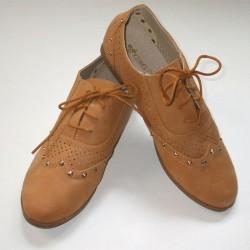 Pantofi dama G2G bej P166A