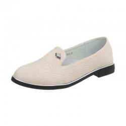 Pantofi Weide bej P429