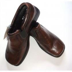 Pantofi piele naturala P084