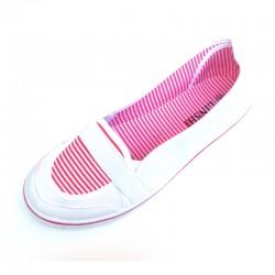 Pantofi sport Tenisi alb/rosu