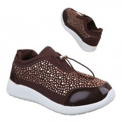 Pantofi sport dama Super Mode Brown