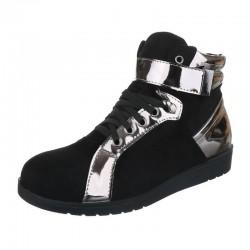 Pantofi sport dama Weide Shoes Black