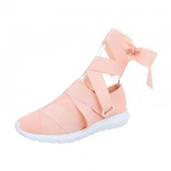 Sneakers pink P449