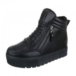 Ghete  Weide Shoes black