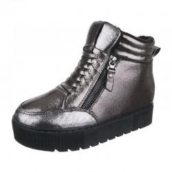 Ghete  Weide Shoes gun color