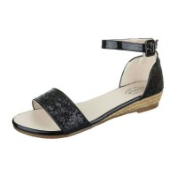 Sandale Mermaid Black