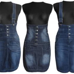 Sarafan denim New Day Jeans Wear S163